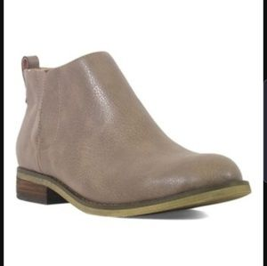 "New! Chelsea Crew ""Charlie"" Taupe Bootie"